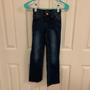 Justice Bootcut Jeans. Size 10 Slim.